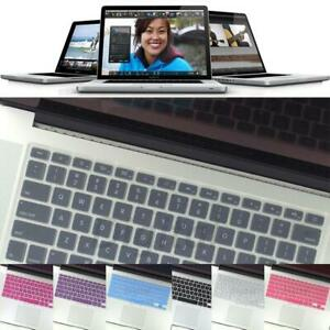 """Waterproof Silicone Keyboard Cover Case For MacBook Air 11"""""""