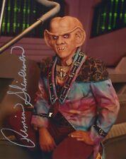 Armin Shimerman In Person signed photograph - Star Trek: Deep Space Nine - G890