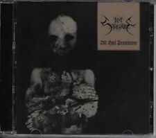 DEN SAAKALDTE-ALL HAIL PESSIMISM-CD-black metal-shining-bethlehem-ved buens ende
