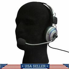 Male Styrofoam Foam Mannequin Manikin Head Model Wigs Glasses Hat Display Black