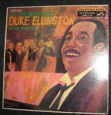 Duke Ellington-At His Very Best 1959 RCA Victor LP VG