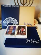 Vintage Tarocchi Di Gentilini Limited edition 1976 Collectable Tarot