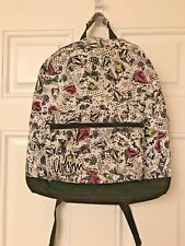 Volcom Backpack Book Bag Cosmic Faun Surf