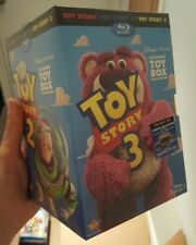 Toy Story Trilogy - Ultimate Toy Box Collection (Blu-ray/DVD, Digital Copy) NEW!