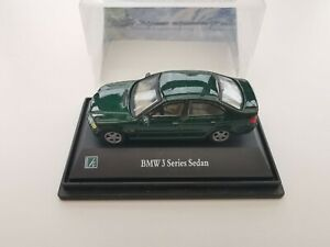 Green BMW 3 Series 1/72 Hongwell Cararama boxed/packaged