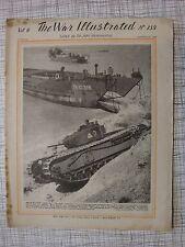 The War Illustrated #139 (Madagascar, Malta, Stirling, New Guinea, Stalingrad)