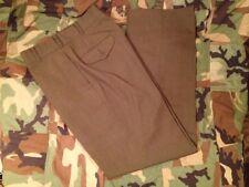 USMC Marine Corps Uniform: Service Green Trousers (30L) (30x32)