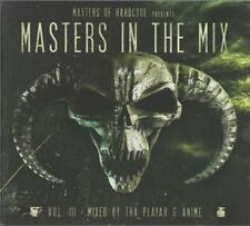 MASTERS OF HARDCORE = IN THE MIX III 3 = Tha Playah & Anime =2CD=HARDCORE GABBER