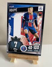 Topps Match Attax101 2020/21 2021 Kylian Mbappe Base Card PSG Paris #7