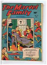 Fawcett Publications The Marvel Family #14 VG/F- 1947