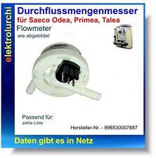 Durchflussmengenmesser, Flowmeter, Saeco Odea Go Talea, Primea 996530007887