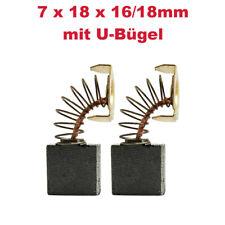 2x Schleifkohle Kohlebürste für Makita Kreissäge 5103R 5143R 5903R LC1230