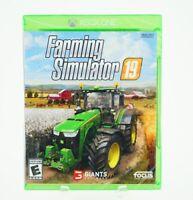 Farming Simulator 19: Xbox One [Brand New]
