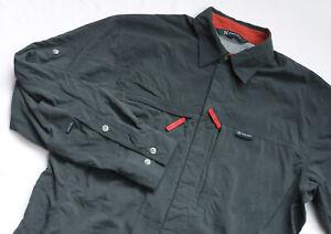 Haglofs CLIMATIC Outdoor Trekking shirt men Long Sleeve top size M Medium grey