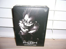 Shonen Jump Deathnote USB Book Lamp Loot Crate Anime Exclusive