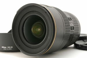 [Mint] Nikon AF-S VR NIKKOR 16-35mm F/4G ED AF Lens w/ Hood From Japan