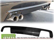 For 96-03 BMW E39 5-Series M5 Only 4Dr Rear Bumper Lip Diffuser Carbon Fiber
