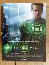 Affiche GREEN LANTERN Martin CAMPBELL Ryan REYNOLDS Blake LIVELY  40x60cm *