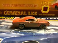 GENERAL LEE 1:64 SCALE 1969 69 DODGE CHARGER BARN FIND DIECAST MODEL CAR MOPAR