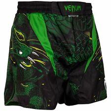 VENUM VIPER FIGHT SHORTS / MMA SHORTS - BLACK / GREEN