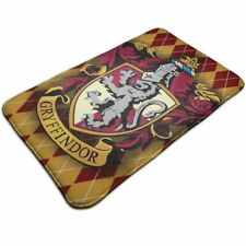 Harry Potter Houses Gryffindor Slytherin Outdoor Welcome Rug Anti-Slip Bath Mats