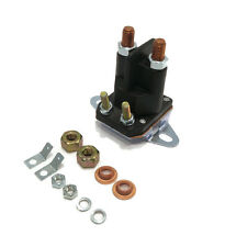 UNIVERSAL RELAY SOLENOID 4 Post Plow for Western Fisher Meyers Snowplow Blade