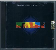 SIMPLE MINDS REAL LIFE CD F.C.