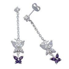 Butterfly Cubic Zirconia Costume Jewellery