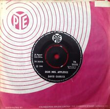 DAVID GARRICK 'Dear Mrs. Applebee/You're What I'm Living For' Pye Indian 45