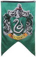 Harry Potter Banner Poster Slytherin Flag Officially Licensed Fabric Hogwarts