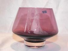 Amethyst Caithness Art Glass