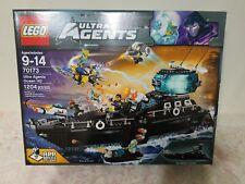 LEGO Ultra Agents Ocean HQ (70173) NIB