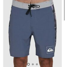 Quiksilver Boardshorts 32 New Highline 18 RRP $89.95