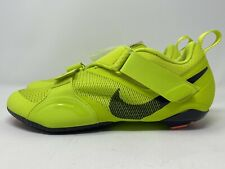 Nike SuperRep Cycle Indoor Cycling Shoes Cyber Neon Green CW2191 348 Size 10.5