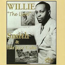 """Willie """"The Lion"""" Sm - Willie the Lion Smith & His Jazz Cubs [CD]"""