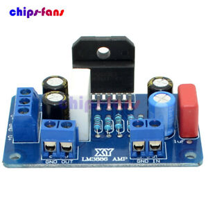 LM3886TF 60W Sound Audio Amplifier Mono Digital Power AMP DIY Kit Components