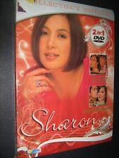 SHARON CUNETA ROBIN PADILLA  2 IN 1 DI NA NATUTO TAGALOG dvd FILIPINO SEALED