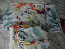 Queen Light Breathable Cotton Zippered Duvet Cover W Shams Romantic Story New
