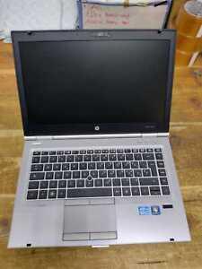 "HP ELITEBOOK 8460P INTEL CORE i5 14"" SSD 4GB RAM WIDOWS 10 1394 WIFI DVDRW"