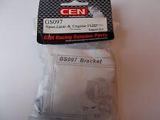 CEN PARTS GS097 SPUR GEAR & ENGINE PLATE