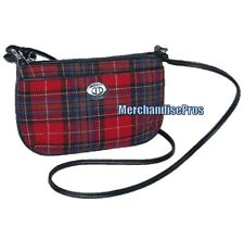 WOMEN'S TOMMY HILFIGER PLAID CROSS X BODY SHOULDER BAG PURSE SMALL NEW!