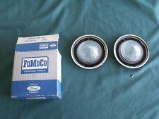 NOS 1959 Ford Galaxie Backup Light Lens FoMoCo 59