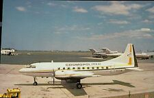 A9618mdt TransportA Cosmopolitan Airlines Convair 440 Aircraft postcard