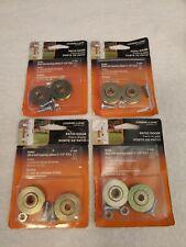 "4 Packs Prime Line Sliding Glass Patio Door Rollers Assembly 1 1/4"" O.D. D1502"