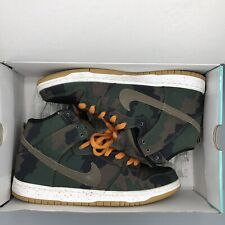 Details about Nike Dunk High Premium SB 510 Five One O Camo Size 7.5 BNIB!!