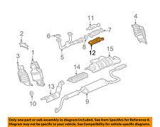 HONDA OEM Exhaust-Heat Shield 18181RCAA00