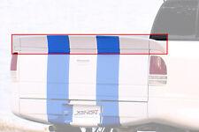 Fits 97-04 Dodge Dakota Xenon Urethane 3pc Tailgate Rear Spoiler Wing NEW 5869