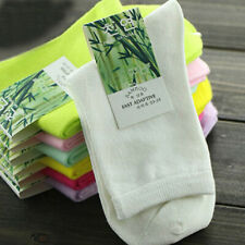 Women's Bamboo Socks Packs mixed colours, Casual, Anti-Bacterial Soft Breathable