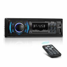 Boss USB/MP3 Car Audio Single Din  Aux Radio Multimedia Player Bluetooth Enabled