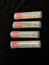 Preserve Flavored Toothpicks 35 toothpicks Cinnamint 4 pack